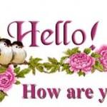 สวัสดีครับ