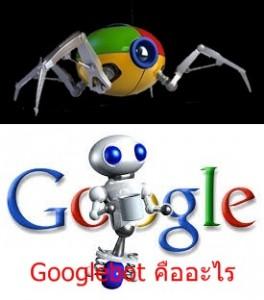 Googlebot คืออะไร