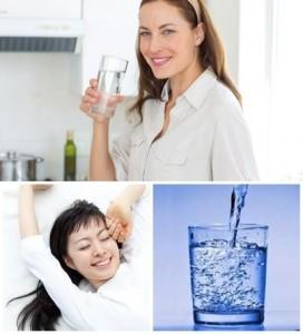 ดื่มน้ำตอนเช้าดีอย่างไร
