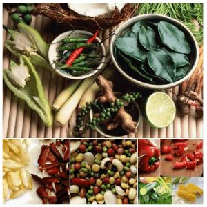 ป้องกันโรคหลอดเลือดสมองด้วยอาหารแบบไทยๆ
