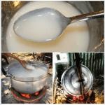 ประโยชน์ต่างๆของน้ำข้าว จากการหุงข้าวด้วยวิธีเช็ดน้ำแบบโบราณ